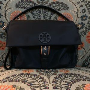 Tory Burch Tilda Nylon Crossbody Bag